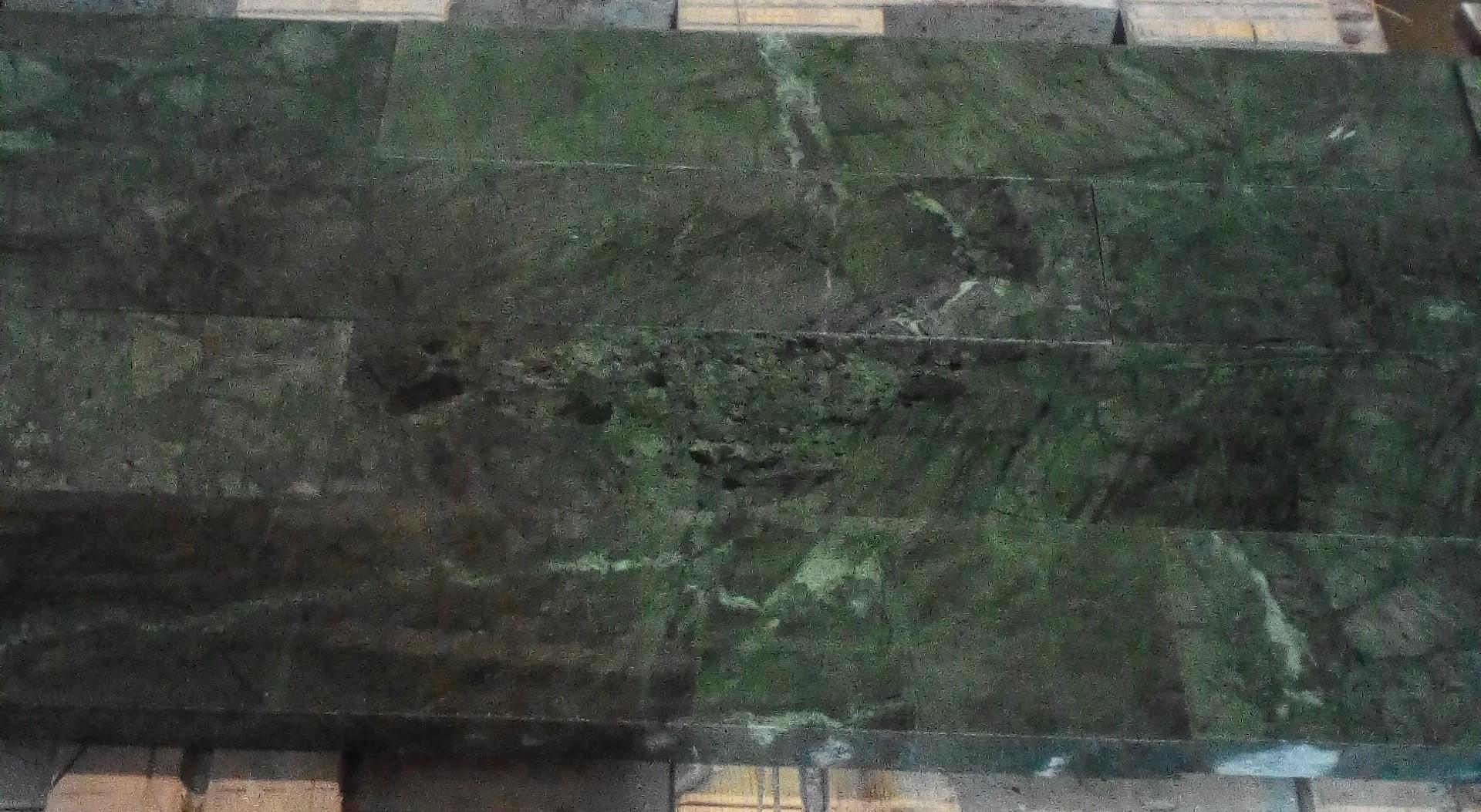 камень для облицовки мрамор india Green